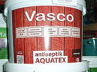 Акция Vasco Antiseptik, лак Wood AquaTex, краски Facade Universal, Facade Premium, Interior Standart, Elite 3, Elite 7!