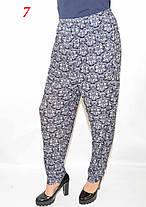 Женские летние брюки - большие размеры, фото 3