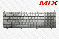 Клавиатура HP HDX X18, HDX X18T HDX18 серебристая RU/US