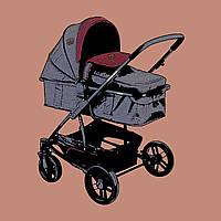 Болгарский Мерседес для ребенка. Коляска-трансформер Bertoni Lorelli S 500