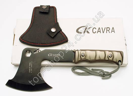 Топор CK Cavra black