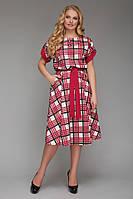 Платье из хлопка Ирэн 52-58р, фото 1
