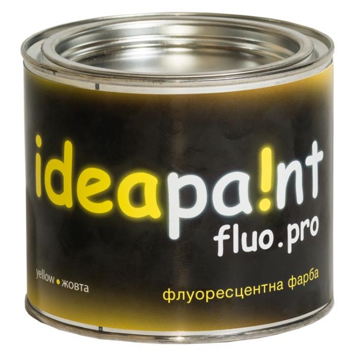 Флуоресцентная краска IdeaPaint Fluo.Pro 0,5 л