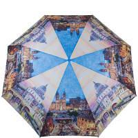 Складной зонт Magic Rain Зонт женский автомат MAGIC RAIN (МЭДЖИК РЕЙН) ZMR7223-10