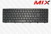 Клавиатура Dell Inspiron N5010 M5010 Series черная RU/US