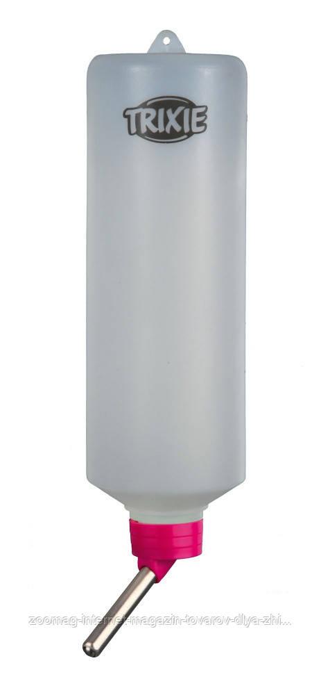 Поилка шариковая автоматическая для грызунов 600мл, Trixie™