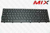 Клавиатура Dell Inspiron 15 3000 5000 3541 3542 3543 5542 5545 15-5547 15-5000 15-5545 17-5000 черная RU/US