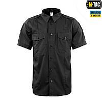 Сорочка бавовна Police Flex Black M-Tac L, фото 1