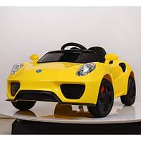Детский электромобиль Ferrari M 3666 EBLR-6 колёса EVA, свет ,звук