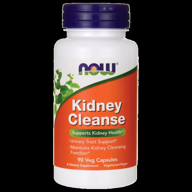 Здоровье почек NOW Foods Kidney Cleanse 90 caps