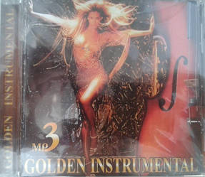 MP3 диск. Golden Instrumental