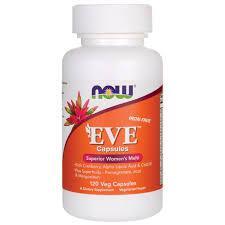 Витамины для женщин NOW Foods Eve 120 caps