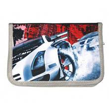 """Пенал """"Sport car"""" №18236 (1 відділ, 1 відворот)"""