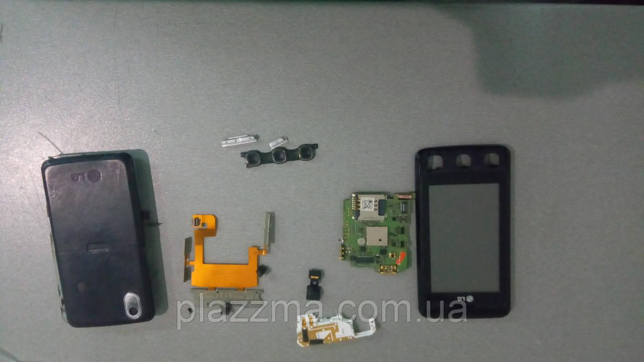 Телефон LG ce0168 на запчасти или восстановление