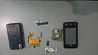 Телефон LG ce0168 на запчасти или восстановление, фото 1