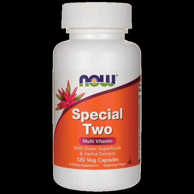 Витамины NOW Foods Special Two 120 caps