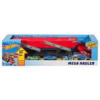 Автовоз Хот Вилс Mega Hauler на 50 машинок и 4 машинки