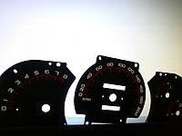 Шкалы приборов Daewoo Nexia N100, фото 1