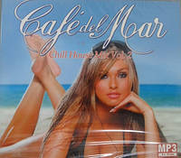 MP3 диск. Cafe del Mar- Chill House Mix Vol.2