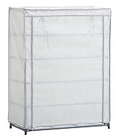 Шкаф тканевый для обуви, 5 полок 68х33 см, высота 90 см