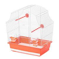 Клетка для канареек и мелких птиц Margot 1 (430*250*470)