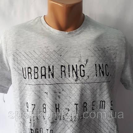 Хлопковая футболка производства Турции. , фото 2