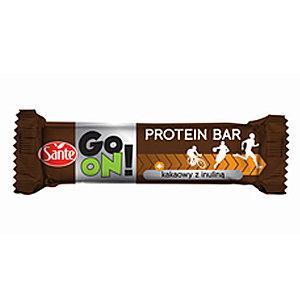 Батончик с какао протеиновый Go Оn, 50 гр