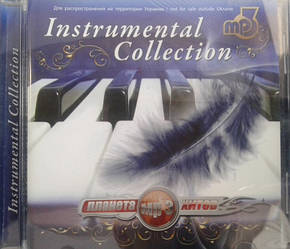 MP3 диск. Instrumental Collection