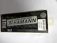 Надпись HAMANN металл  100х23 мм