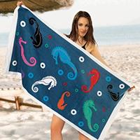 Пляжные полотенца и пренадлежн...