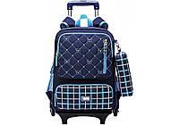 """Рюкзак  """"Trolley"""" blue CFS CF86209, фото 1"""