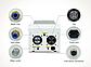 Неодимовий лазер для видалення татуювань EP-L600A, фото 3