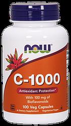 Витамины NOW Foods C - 1000 100 caps