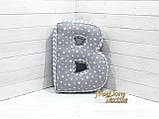 Большая буква-подушка, фото 2