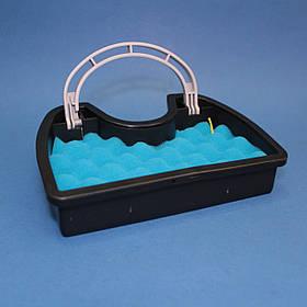 Фильтр в комплекте с рамкой для пылесоса Samsung DJ97-01040C Original