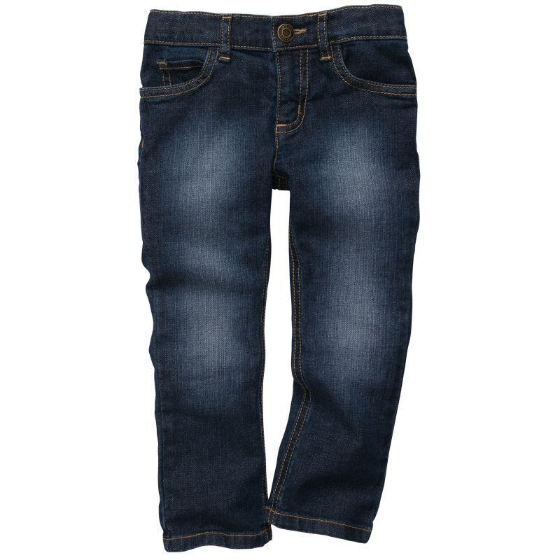 Стильные стрейчевые джинсы скинни (Размер 4Т) Carter's (США)