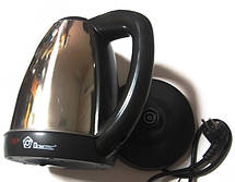Чайник электрический нержавеющая сталь Domotec MS-5001, 2 л, фото 2