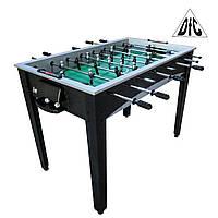 Игровой стол DFC EVERTON настольный футбол для взрослых и детей -  122 х 65,4 х 81,3 см, кикер