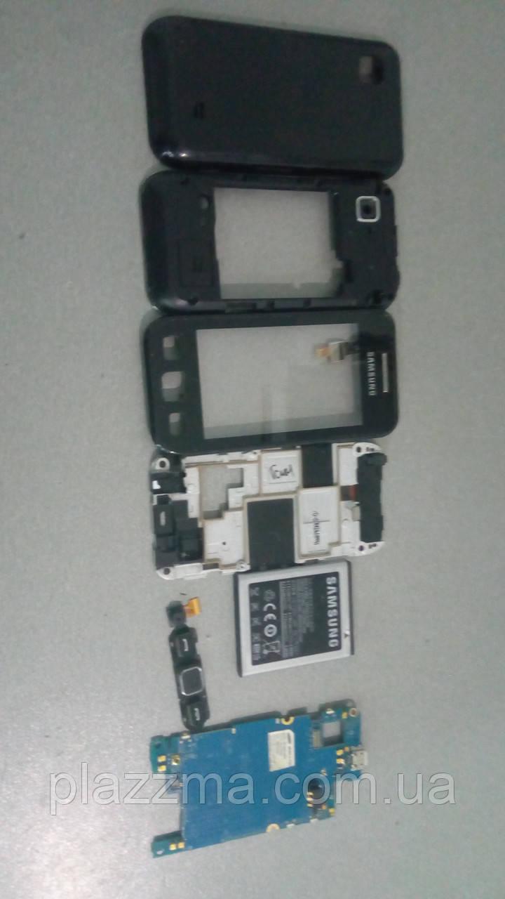 Телефон Samsung GT-S5250 под запчасти или восстановление