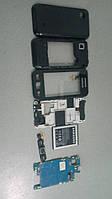 Телефон Samsung GT-S5250 под запчасти или восстановление , фото 1