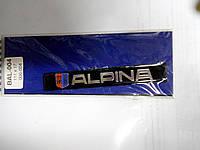 Надпись ALPINA   111х17 мм