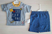 Летняя одежда для мальчиков и девочек