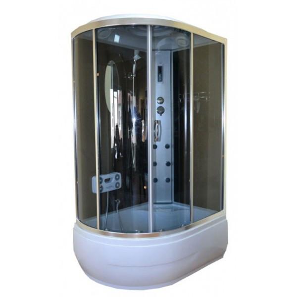 Гидромассажный бокс AquaStream Comfort 138 HB левый