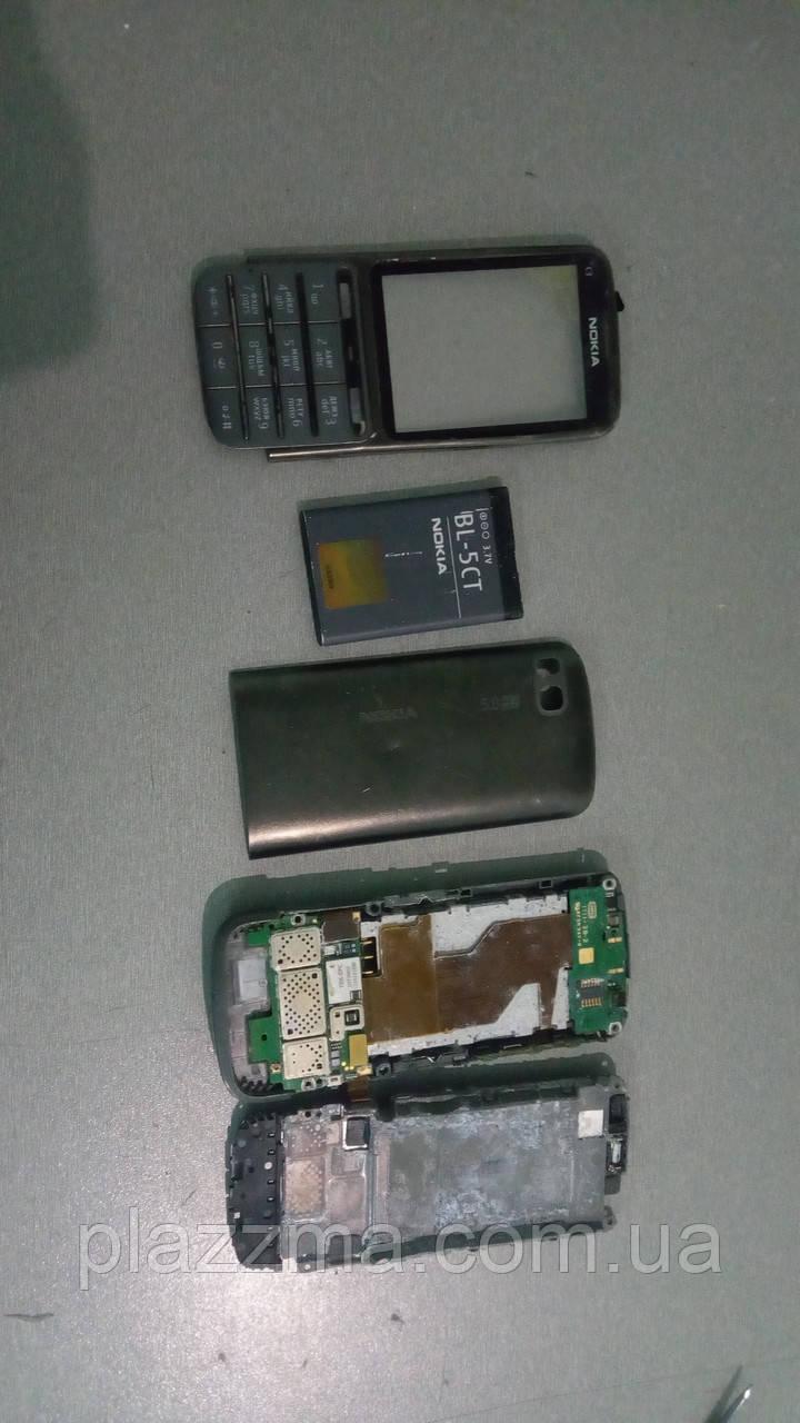 Телефон Nokia C3-01.5 на запчасти или восстановление