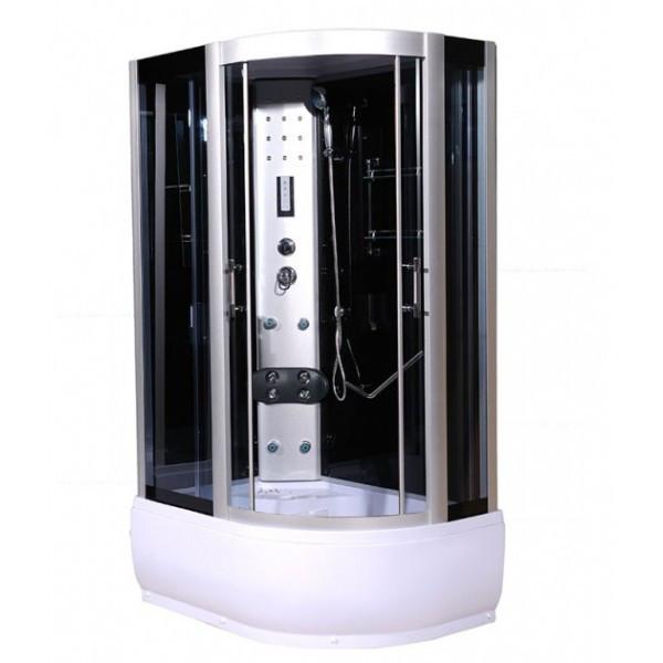 Гидромассажный бокс AquaStream Comfort 128 HB левый