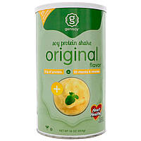 GeniSoy Products, Порошок из соевого белка, оригинальный вкус, 454 г (16 унций)