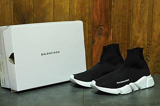 :Женские кроссовки Balenciaga Sock trainer, фото 2