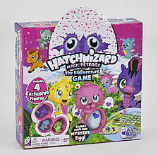 "Настольная игра Hatchimals. 1 яйцо, 3 зверят ""The Eggventure Game"""