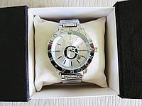 Часы  наручные женские часы серебро+серебристый циферблат