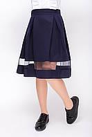 Школьная юбка для девочки новая коллекция